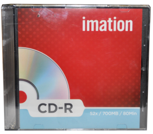 CD-R imation (10 pces)