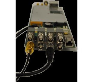 Modulateur DVBT-2 + GPS
