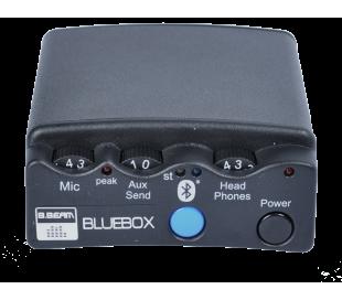 Insert téléphonique de reportage Bluebox (bluetooth)