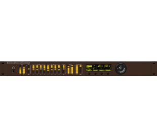 Audio processeur fm - 4 bandes digital