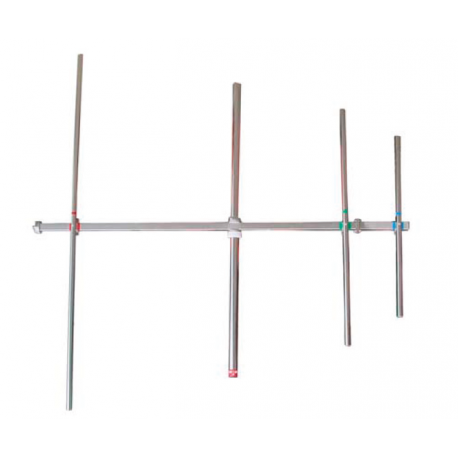 Antenne yagi 4 éléments