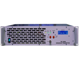 Emetteur FM 500w 1000w BBE Compact LCD 500-1000w