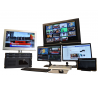 All in 1 solutions  tv Live & production  studio TV (LPS)