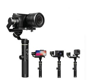 Support gyroscopique pour caméra léger