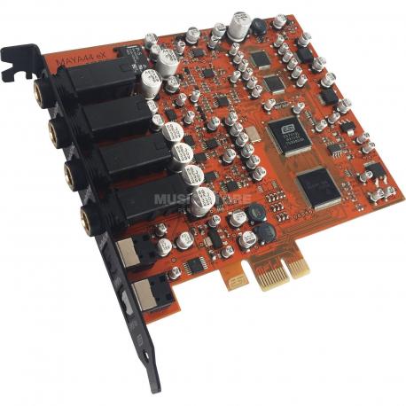 Carte son numérique PCIe