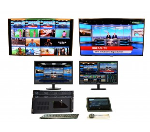 All in 1 studio  TV 4K
