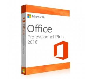 Office 2016 Professionnel Plus