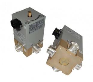 RF Motor Coaxial Switch