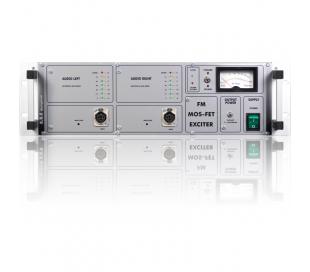Emetteur fm pro bbe 500W numérique tropicalisé stéréo