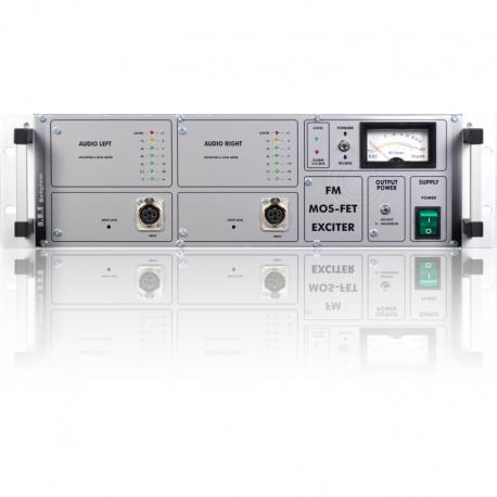 Emetteur fm pro bbe 1000W numérique tropicalisé stéréo