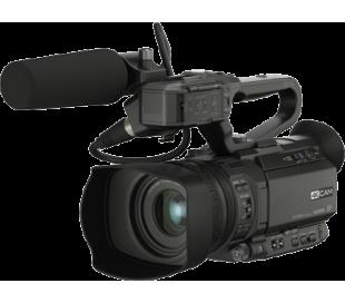 Caméscope 4K compact avec 3G-SDI GY-HM180E