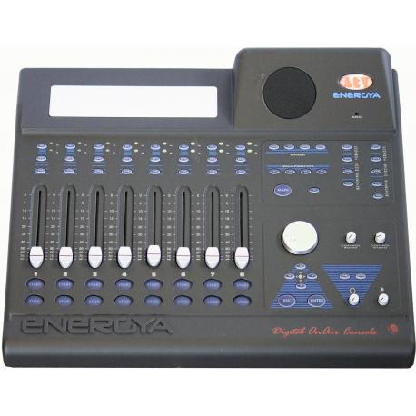 Table de mixage radio - digitale Energya