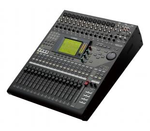 Table de mixage radio - Yamaha 01V96i