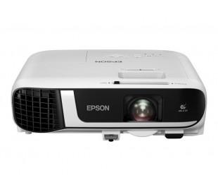 Epson EB-X49 - 3LCD-projector - portable - LAN