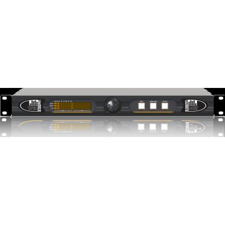 Commutateur audio digital 2:1 sorties analogiques