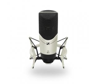 Microphone Sennheiser MK4 + pince
