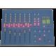 Table de mixage radio - compact broadcast usb