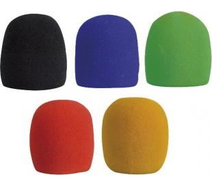 Bonnette antibruit de couleur