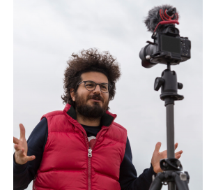 Pack vidéo reporter