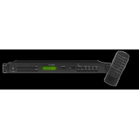 Enregistreur mp3 avec interface usb et insert carte sd/mmc
