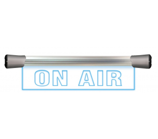 on air - mic live led/plexi