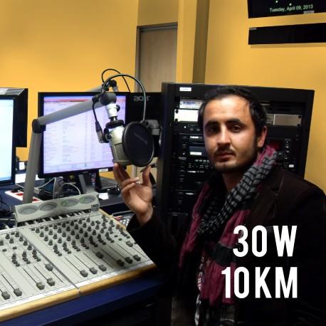 RADIO FM ECO 30W