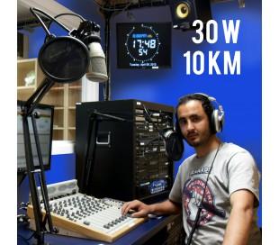 RADIO FM ECO 1000W COMPACT
