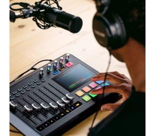 Pack production radio