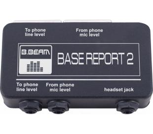 Insert téléphonique de reportage Basereport 2