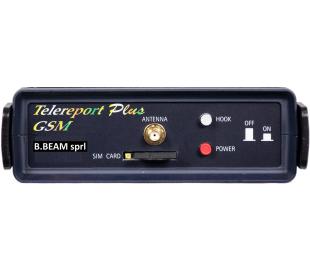 Insert téléphonique de reportage Telereport plus (numérique)