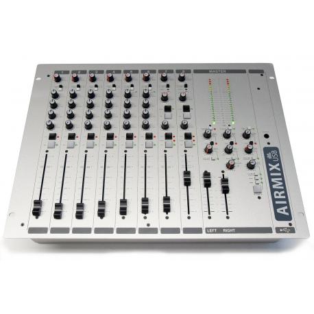 Table de mixage radio - airmix usb