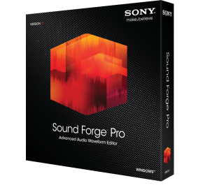 Sound Forgetm Pro Éditeur de forme d'onde audio avancé