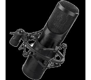 Microphone électret connexion usb