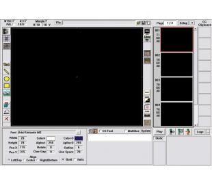 Générateur de caractères CG-100