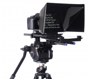 Téléprompteur pour camera ''dslr'' & tablette  tpt-500