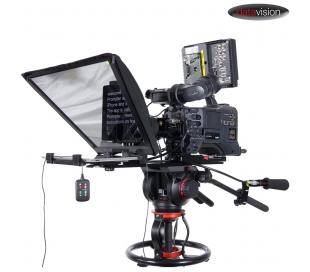 Téléprompteur pour camera & tablette tpt 600