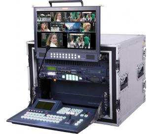 Régie TV mobile