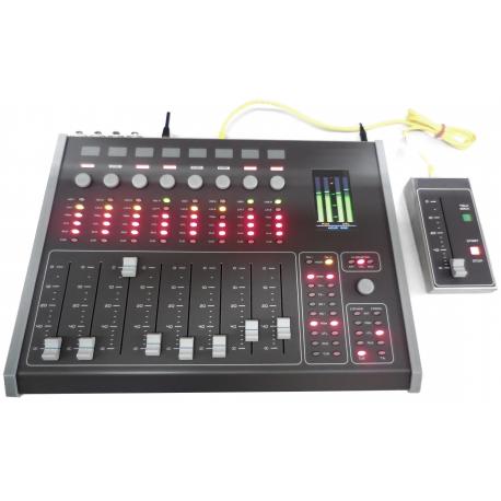 Table de mixage radio -  broadmix digital 8