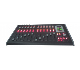 Table de mixage radio -  broadmix digital 12