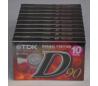 Cassette Audio TDK 90