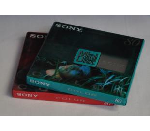 Mini disk MD80
