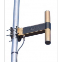 DAB + broadcast antenna