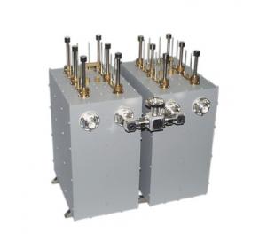 VHF multiplexer