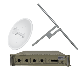 Antenne & faisceau