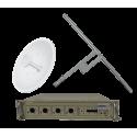 Antenna & beam