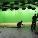 éclairage studio tv