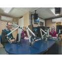 FM Emission Studio Reportage