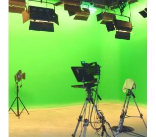 Option éclairage studio TV