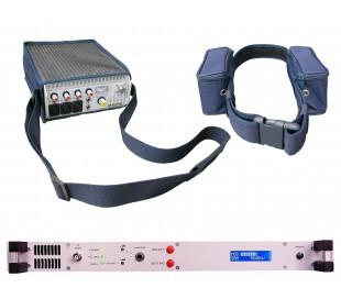 UHF audio link