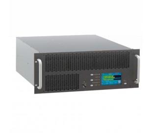 Compact touchscreen FM transmitter